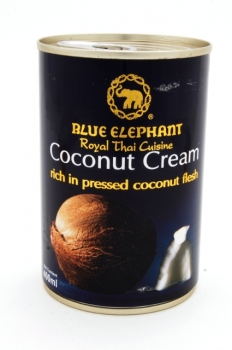 BLUE ELEPHANT Kokosnuss Creme 400ml