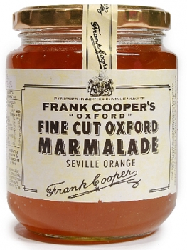 FRANK COOPERS Thin Cut Oxford Orange Marmalade (Schale fein geschnitten) 454g