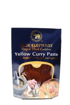 BLUE ELEPHANT Gelbe Curry Paste 70g