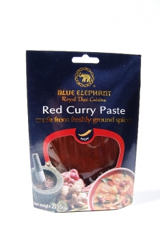 BLUE ELEPHANT Rote Curry Paste 70g