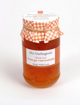 MRS DARLINGTONs Thick Cut Orange Marmalade 340g