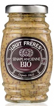 LOUIT FRERES BIO Senf nacht alter Art 130g