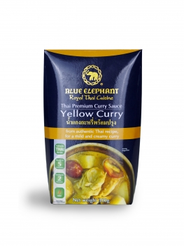 "BLUE ELEPHANT ""Easy to cook"" Thai Gelbe Currysauce 300g"