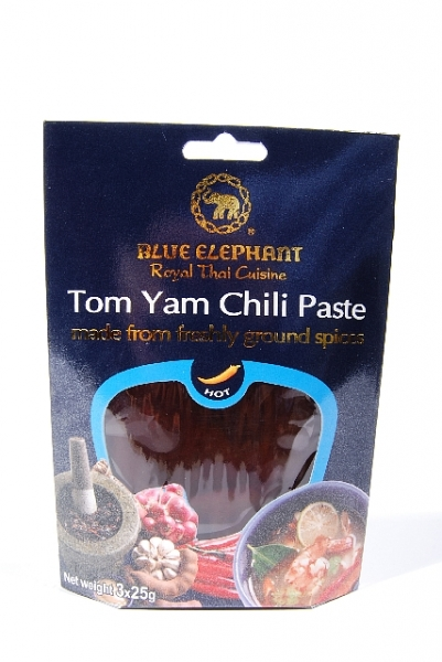 BLUE ELEPHANT Tom Yam Paste 75g